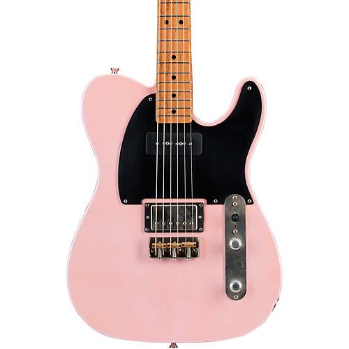LsL Instruments Bad Bone 290 Electric Guitar Ice Pink
