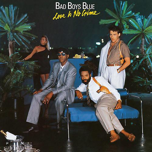Alliance Bad Boys Blue - Love Is No Crime