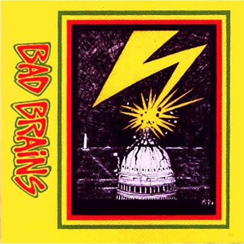 Alliance Bad Brains - Bad Brains (Colors Available: Black / Yellow / Red)