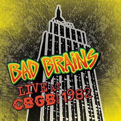 Bad Brains - Live CBGB 1982 [Limited Edition] [Colored Vinyl]