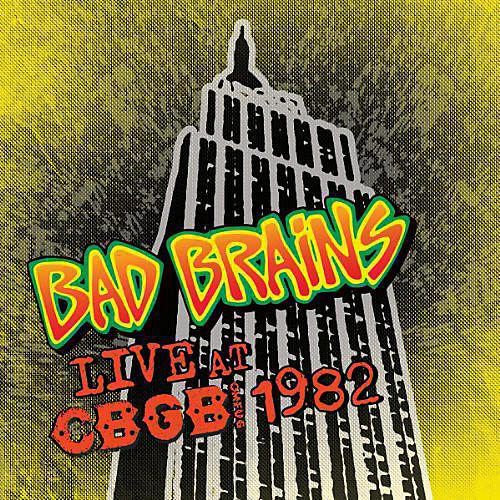 Alliance Bad Brains - Live CBGB 1982 [Limited Edition] [Colored Vinyl]