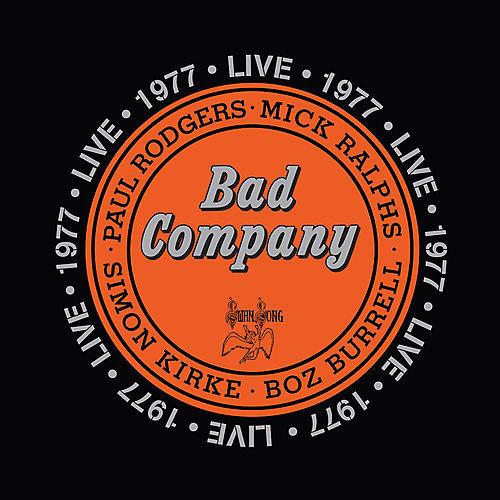 Alliance Bad Company - Live 1977