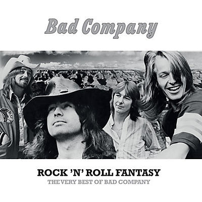 Bad Company - Rock N Roll Fantasy: The Very Best of Bad Company