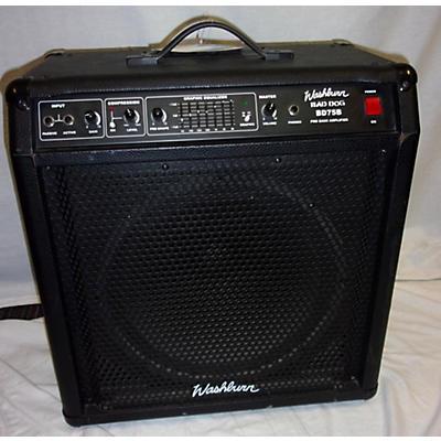 Washburn Bad Dog Bd75b Bass Combo Amp
