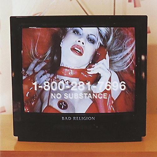 Alliance Bad Religion - No Substance
