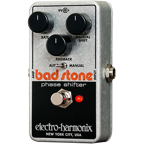 Electro-Harmonix Bad Stone Phase Shifter Guitar Effects Pedal