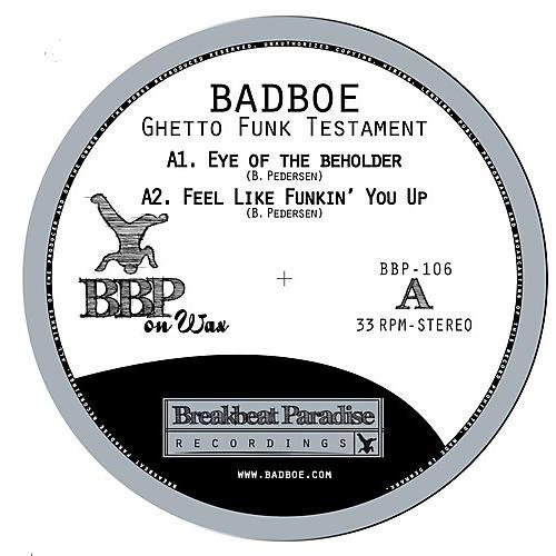 Alliance BadboE - Ghetto Funk Testament
