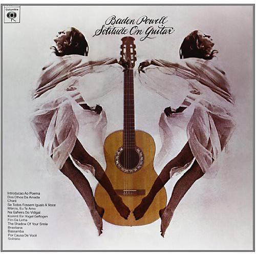 Alliance Baden Powell - Solitude on Guitar