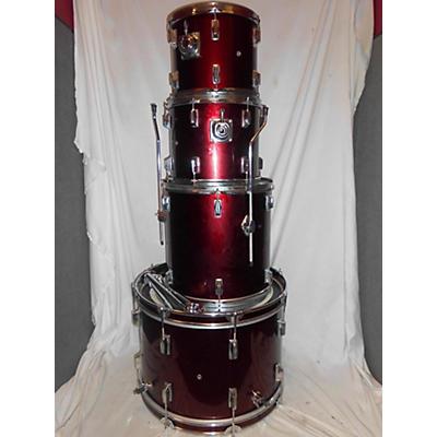 Pearl Badgeless Drum Kit