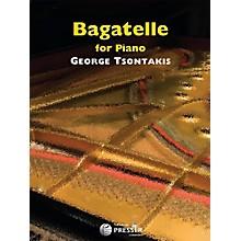 Carl Fischer Bagatelle - Piano