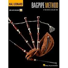 Hal Leonard Bagpipe Method Book/CD