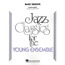 Hal Leonard Bags' Groove Jazz Band Level 3 Arranged by Mark Taylor