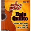 GHS Bajo Quinto 10-String Phosphor Bronze Acoustic Guitar Strings thumbnail