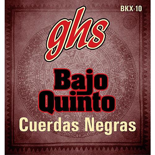 GHS Bajo Quinto Strings