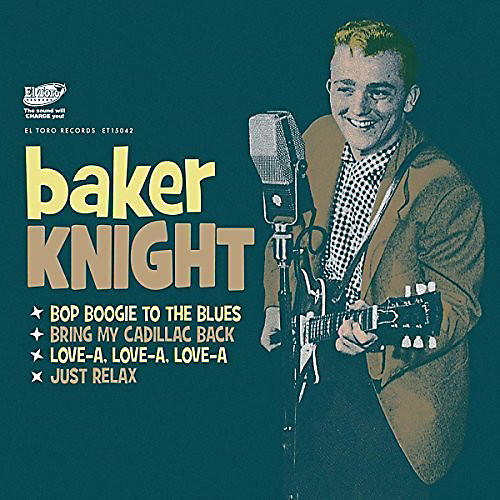 Alliance Baker Knight - Bop Boogie To The Blues