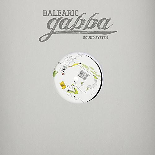 Alliance Balearic Gabba Sound System - Music for Balearic Gabba Dreams