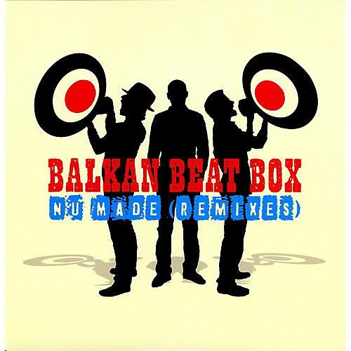 Alliance Balkan Beat Box - Nu Made Remixes