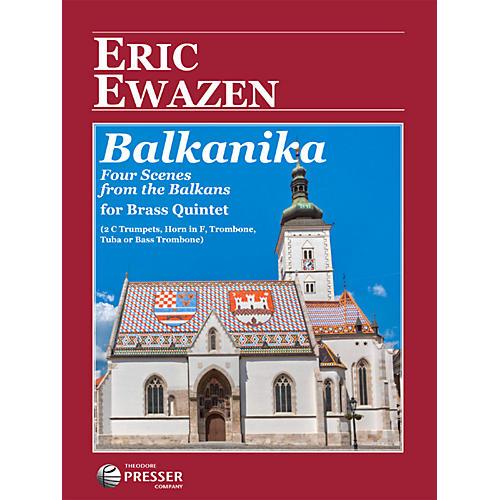 Theodore Presser Balkanika (Book + Sheet Music)