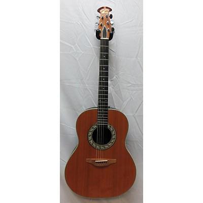 Ovation Balladeer 1768 Acoustic Guitar