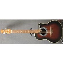 Ovation Balladeer 1871 Acoustic Electric Guitar