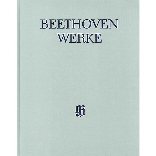 G. Henle Verlag Ballet Music Henle Edition Series Hardcover