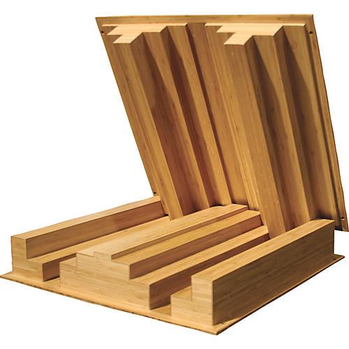 Auralex Bamboo QuadraTec Diffusors 23.75