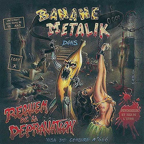 Alliance Banane Metalik - Requiem de la Depravation