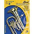 Alfred Band Expressions Book One Student Edition Baritone B.C. Book & CD thumbnail
