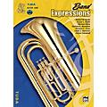 Alfred Band Expressions Book One Student Edition Tuba Book & CD thumbnail