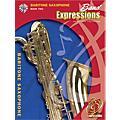 Alfred Band Expressions Book Two Student Edition Baritone Saxophone Book & CD thumbnail