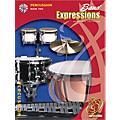 Alfred Band Expressions Book Two Student Edition Percussion Book & CD thumbnail
