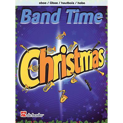 De Haske Music Band Time Christmas (Oboe) De Haske Play-Along Book Series Book Arranged by Robert van Beringen