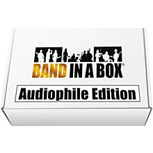 PG Music Band-in-a-Box 2018 Audiophile Edition [MAC USB Hard Drive]