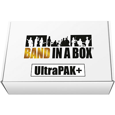PG Music Band-in-a-Box 2019 UltraPAK+ [MAC] (Download)