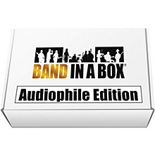 PG Music Band-in-a-Box 2020 Audiophile Edition [MAC] (Boxed)
