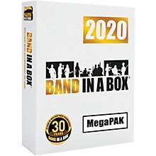 PG Music Band-in-a-Box 2020 MEGAPAK [Windows USB Flash Drive] (Boxed)