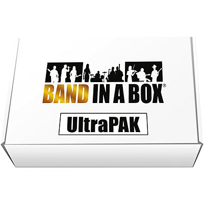 PG Music Band-in-a-Box 2020 UltraPAK [Windows] (Download)