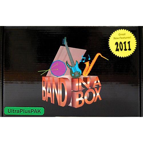PG Music Band-in-a-Box Pro 2011 MAC UltraPlusPAK (Mac-Hard Drive)