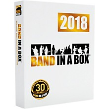 PG Music Band-in-a-Box Pro 2018 [Win DVD-ROM]