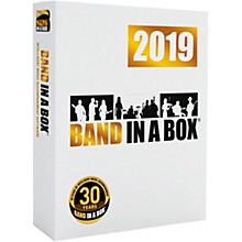PG Music Band-in-a-Box Pro 2019 [Win Download]