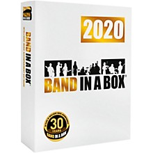 PG Music Band-in-a-Box Pro 2020 [MAC] (Boxed)