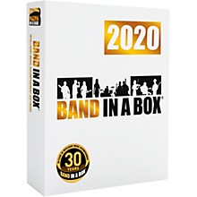 PG Music Band-in-a-Box Pro 2020 [Win USB Flash Drive (Boxed)