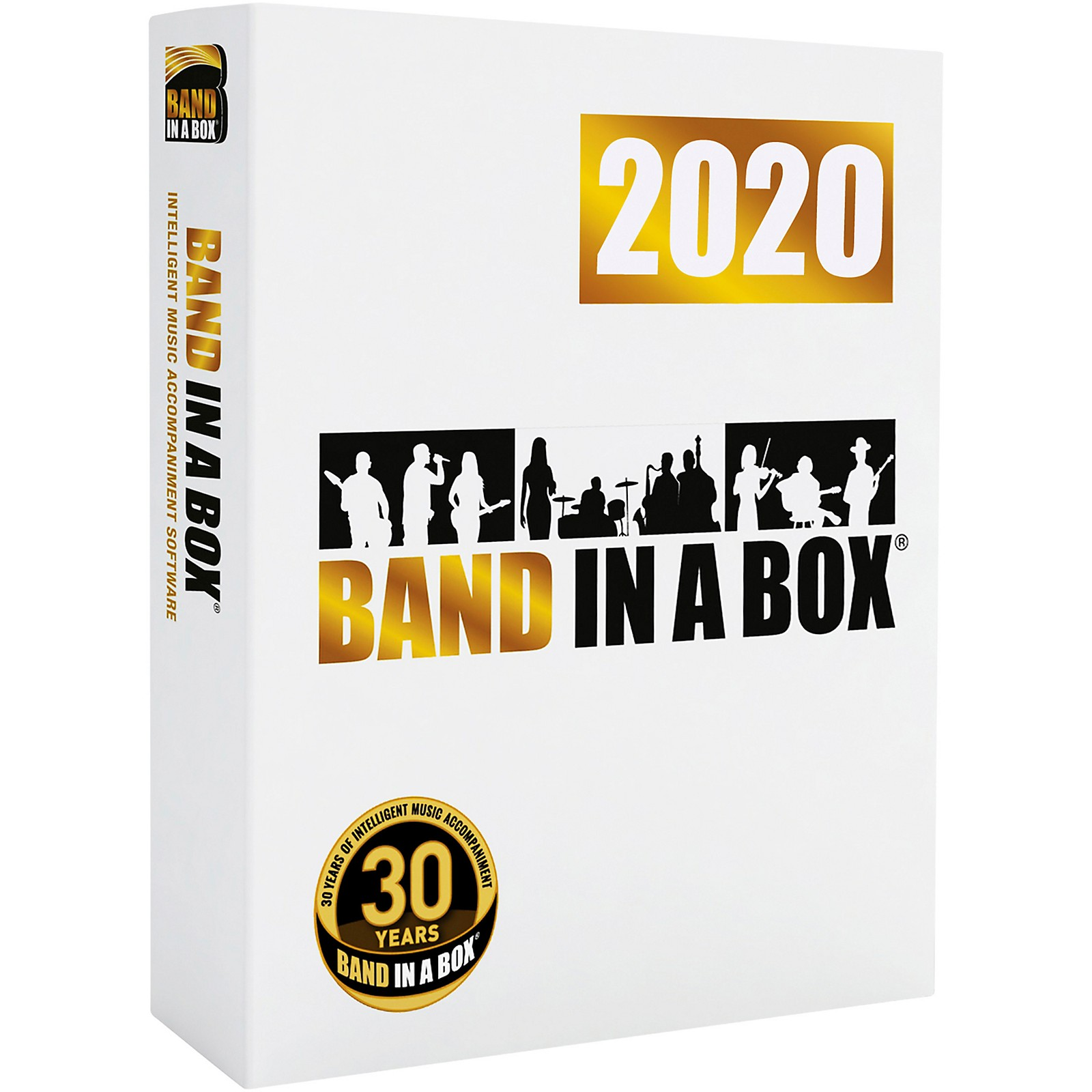 PG Music Band-in-a-Box Pro 2020 [Windows] (Download)
