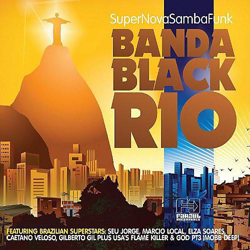 Alliance Banda Black Rio - Super Nova Samba Funk
