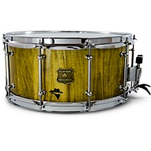 Bandit Series Snare Drum with Chrome Hardware 14 x 6.5 in. Yeehaw Yellow
