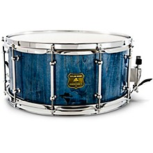 Bandit Series Snare Drum with Chrome Hardware 14 x 7 in. Bandit Blue