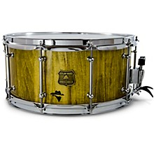 Bandit Series Snare Drum with Chrome Hardware 14 x 7 in. Yeehaw Yellow