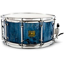 Bandit Series Snare Drum with Chrome Hardware 14 x 8 in. Bandit Blue