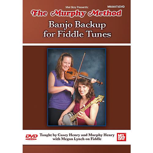 Mel Bay Banjo Backup for Fiddle Tunes DVD