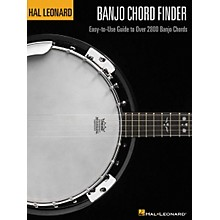 Hal Leonard Banjo Chord Finder Book